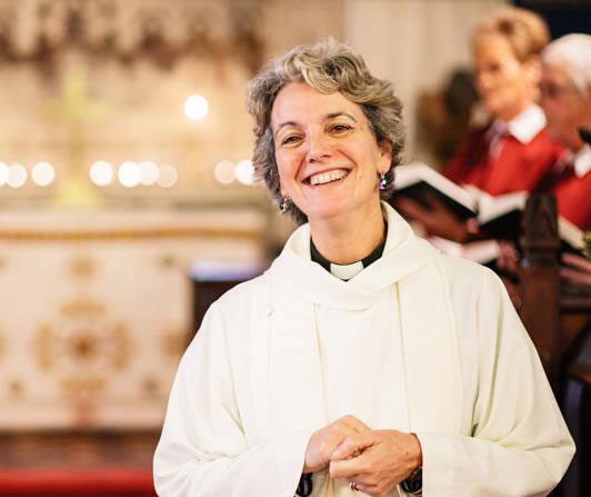 Rev Julie Hargreaves